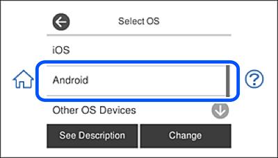 android telefondan çıktı alma yöntemleri