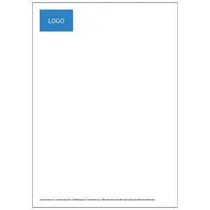 antetli kağıt örneği