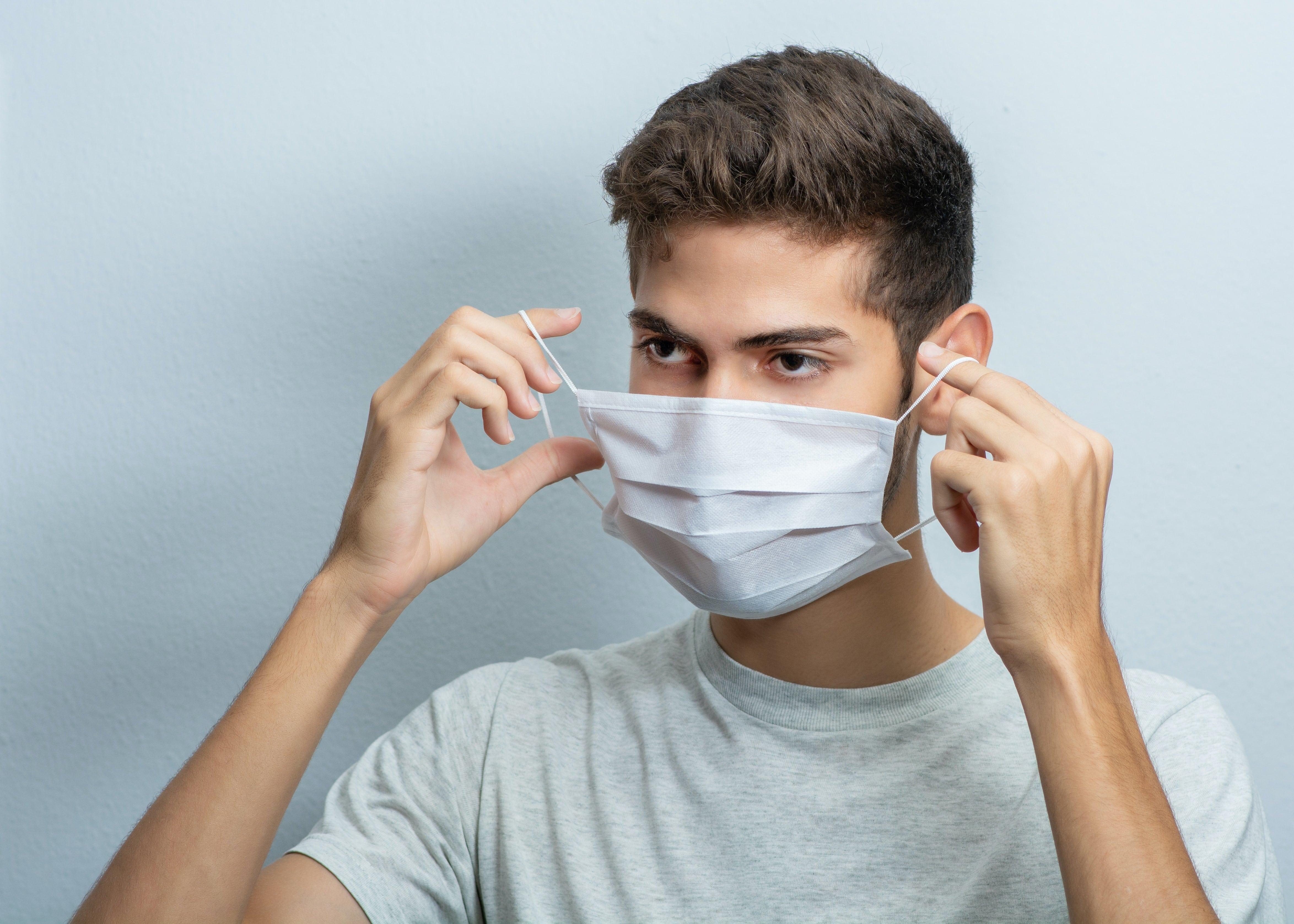 cerrahi maske nasıl takılır
